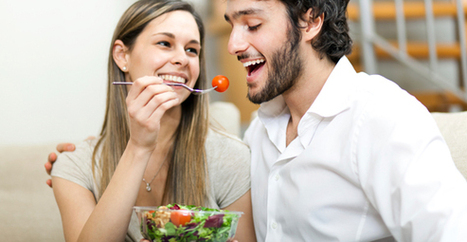 6 Ways for Couples to Diet Together / Nutrition - FitDay | Health and wellness | Scoop.it