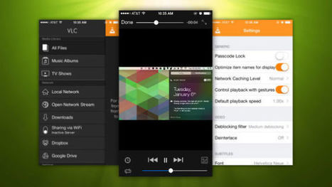 VLC Gets Extensions, Resume Playback, and Comes Back to iOS | iPhones and iThings | Scoop.it