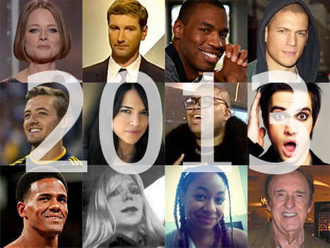 I'm Gay, LGBT, 'Whatever': The 53 Most Powerful Coming Outs of 2013  News   Towleroad   Come Out   Scoop.it