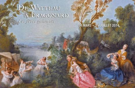 Le coin des enfants | Exposition Watteau Fragonard au Musée Jacquemart-André | Clic France | Scoop.it