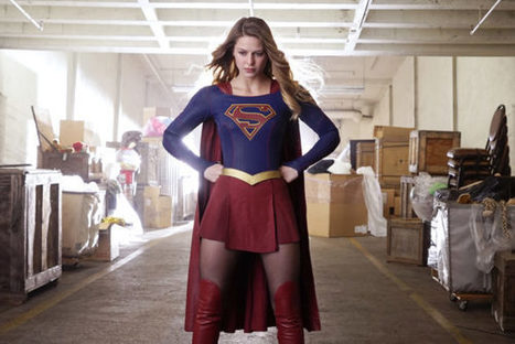 Supergirl: Will the CBS Series Join Arrow on CW for Season Two? - TV Series Finale   ARROWTV   Scoop.it