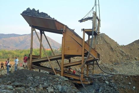 Eliminar el uso de mercurio es meta de la minería en Antioquia | El Universal Cartagena | Autosostenibilidad en el mundo | Scoop.it