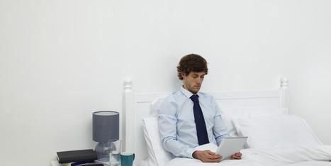 Travaillez-vous, même malade? - Le Huffington Post Quebec | Economie du bien-être | Scoop.it