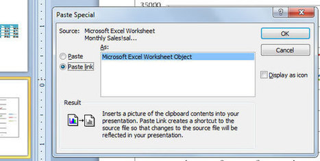 Microsoft Excel Worksheet Object | PowerPoint Presentation | TEFL & Ed Tech | Scoop.it
