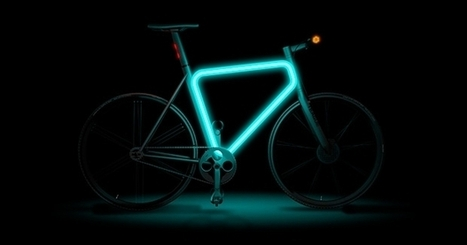 Pulse: A beautiful urban bike concept, built for safety | The Jazz of Innovation | Scoop.it