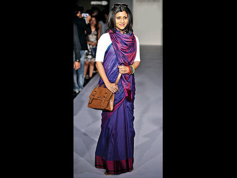 Birthday Special: 5 Irresistible Looks Of Konkona Sen Sharma, Straight From Her Bohemian Wardrobe | Celebrity Fashion Trends | Scoop.it