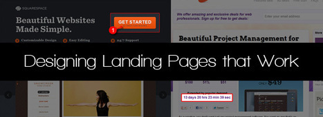 Landing page | UX | Scoop.it