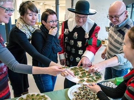 Middeleeuwse middag in regionaal archief trekt veel bekijks | Regionaal Archief Tilburg | Scoop.it