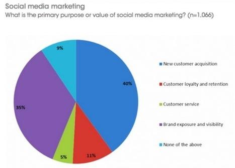 Marketing digital, 23% des PME ne savent pas à qui faire confiance   Social Media Curation par Mon Habitat Web   Scoop.it