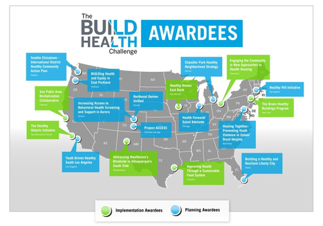 USA: Using Innovative Community Partnerships to Address the Social Determinants of Health | Prevention of Stress & Burnout as an Economic Factor | Scoop.it