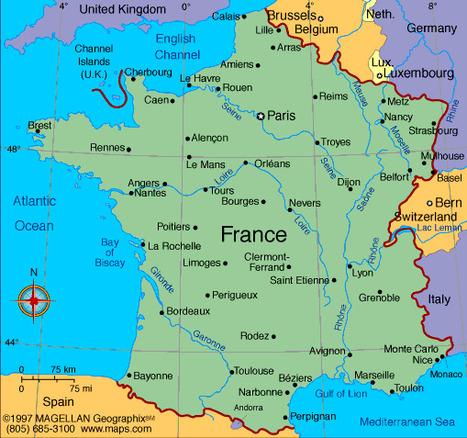 Paris and Orleans, France | Sarah's Key France | Scoop.it