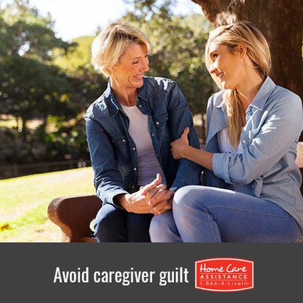 Handling Feelings of Guilt When Choosing Respite Care | Home Care Assistance of Douglas Couty | Scoop.it