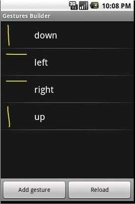 Android Gestures - Tutorial   Gestuality   Scoop.it