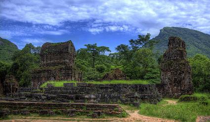 Ruins of Champa - My Son, Vietnam | HoiAn Megatravel | Scoop.it