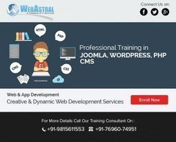 Acquire Some of the Top Paying Jobs In PHP! | Brighten Up Your Future By Getting Industrial Training | Top 10 Industrial Training Companies in Mohali | Scoop.it