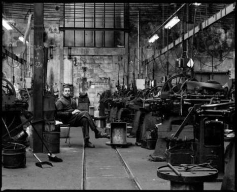La photographie interroge le patrimoine industriel | L'Etablisienne, un atelier pour créer, fabriquer, rénover, personnaliser... | Scoop.it