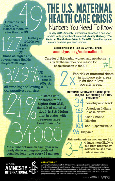5 Great Nonprofit Infographics to Learn From | Nonprofit Human Resources | Scoop.it