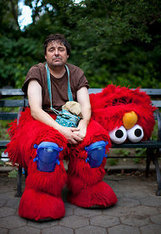 Central Park's Antisemitic Elmo is named Adam Sandler and he used to run a Cambodian porn site called 'Welcome to the Rape Camp' | The Billy Pulpit | Scoop.it