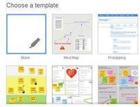 Pizarra digital on line de uso colaborativo - Inevery Crea | Recursos para la pizarra digital en Infantil | Scoop.it