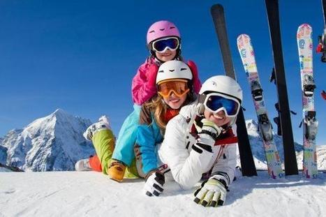 Près d'un tiers des Français envisage un séjour au ski cet hiver | Inspiration voyage & tourisme | Scoop.it