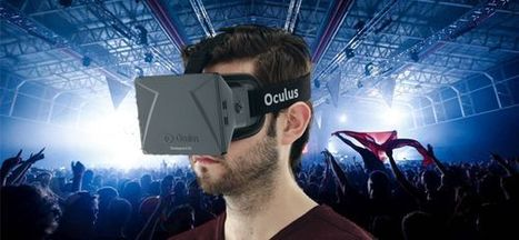 Virtual Reality And The Implications For The Music Industry | New Music Industry | Scoop.it
