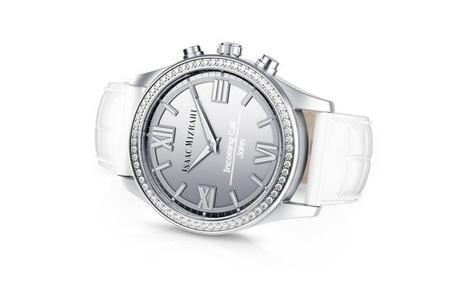 Swarovski décore encore une montre connectée !   Cristal Verre   Scoop.it