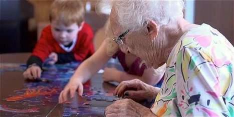 ¿Apoyaría unir a guarderías con centros de atención a ancianos? - ElTiempo.com | Ideas sobre  envejecimiento | Scoop.it