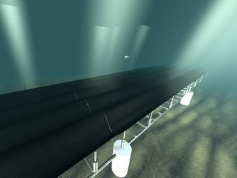 Hydraulic seafloor carpet could harness the energy of ocean waves | Sustainable Technologies | Scoop.it