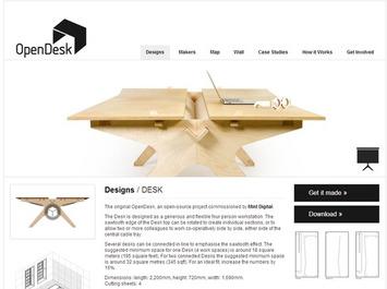 Des meubles open-source pour concurrencer Ikea   Solutions locales   Scoop.it