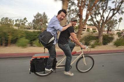 At TEDActive, Ross Evans' bikes make mobility for good   TED Blog   Impacto económico creado por aspectos relacionados a bicicletas, en América Latina   Scoop.it