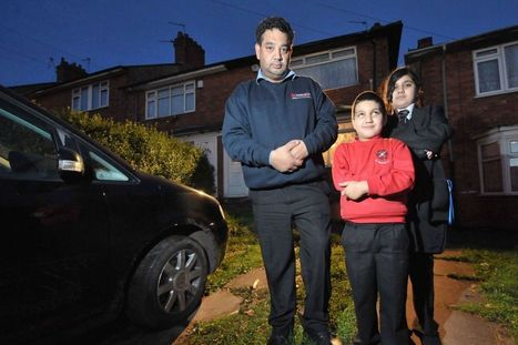 Muslim dad finds severed pig's head on Bordesley Green driveway | The Indigenous Uprising of the British Isles | Scoop.it