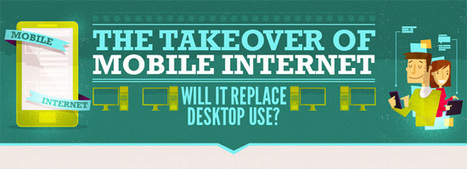 The Takeover of the Mobile Web (Infographic) | Mobile Marketing News - by Unitag | Scoop.it