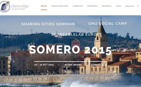 3 Highlights from Somero 2015 in Gijon, Spain | Peer2Politics | Scoop.it