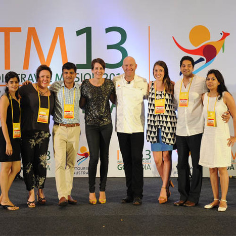 Record participation at the India Travel Mission - News & Media - Tourism Australia | Tourism and Travel Trade | Scoop.it