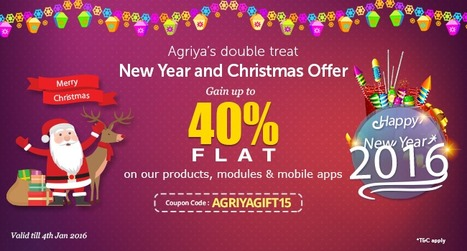 Web development discount - Agriya announces 2016 New year gift | Group Buying Script | Scoop.it