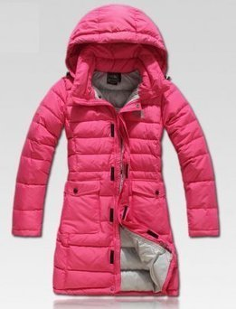 The North Face Women's Pink Long Winter Down Jackets [Pink Long Winter Down Jackets] - $212.00 : The North Face Outlet, Cheap North Face Outdoor Jackets Online Sale | Jackets | Scoop.it