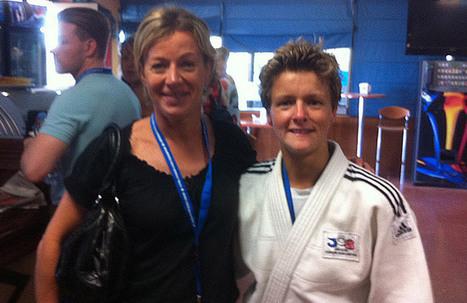 1e div' et championne du monde après 3 ans de judo ! | #JUDO - #JUJITSU - #TAÏSO | Scoop.it