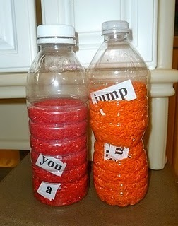 Mom to 2 Posh Lil Divas: Kindergarten Fun: Sight Word Discovery Bottles | Kindergarten | Scoop.it