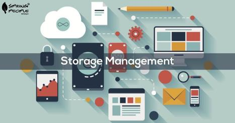 Storage Management – The Skill Of Stash Improvisation In Your Hands | SpringPeople | Cloud Computing Training in Bangalore | Scoop.it