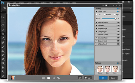 A Professional Auto Portrait Retouching Plug-in Designed for Photoshop Users | portrait retouching software | Scoop.it