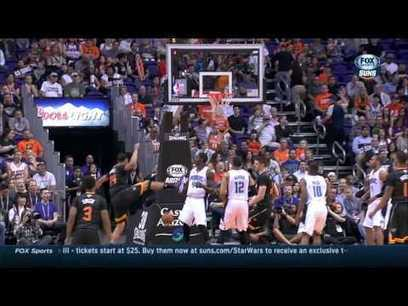 Gerald Green Throws Down #SCtop10 Reverse Dunk | Funny Viral Videos | Scoop.it