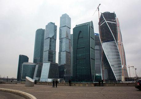 Усманов в «Москва-сити» | Real Estate and Finance, Russia | Scoop.it
