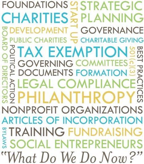 Making a List…Checking it Twice — just for nonprofits! | Nonprofit + ... | Nonprofit Management | Scoop.it