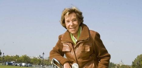 Benoîte Groult, la mort d'une grande figure de la littérature au féminin | Gender and Literature | Scoop.it