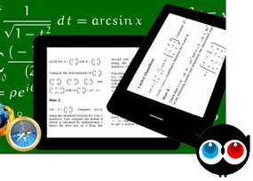Mathematics in ebooks | Maths Accessibility | Scoop.it