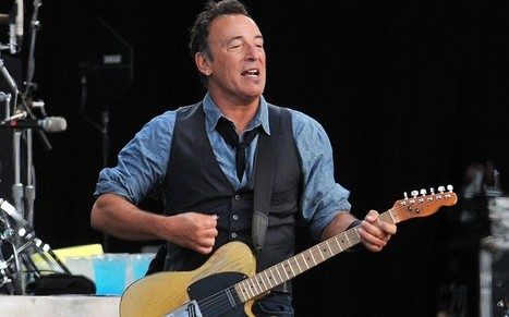 Bruce Springsteen returns to Hard Rock Calling a year after being cut off for breaking noise curfew - Telegraph | Bruce Springsteen | Scoop.it