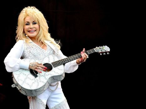 Hear Dolly Parton's Haunting 'Little Rosewood Casket' | Acoustic Guitars and Bluegrass | Scoop.it