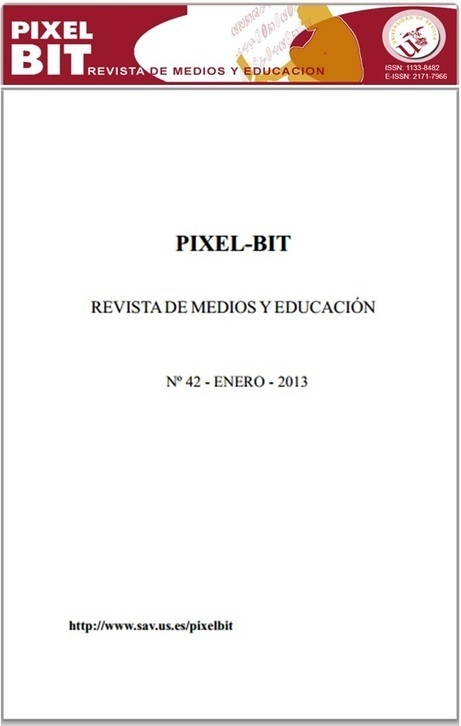 PIXEL-BIT: Revista de medios y educación N° 42 - enero 2013 - RedDOLAC - Red de Docentes de América Latina y del Caribe - | RedDOLAC | Scoop.it