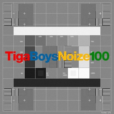 Boys Noize and Tiga finally team up for '100′ | DJing | Scoop.it