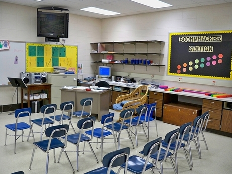 Visualizing 21st-Century Classroom Design | Leadership to change our schools' cultures for the 21st Century | Scoop.it